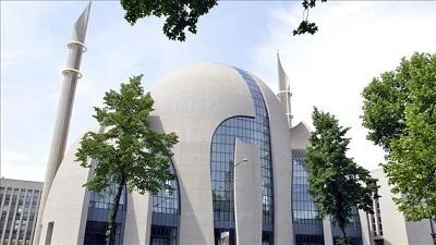 افتتاح یکی از بزرگترین مساجد اروپا در شهر کلن