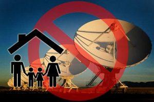 ماهواره و انحراف فرزند
