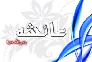 دفاع از مادر مومنان عائشه رضی الله عنها