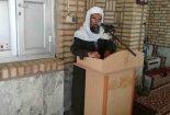 ختم نبوت، مقام صحابه و بالأخص حضرت عثمان و مسئلهٔ غدیرخم در خطبههای مراسم نماز جمعهٔ شهر گُشت