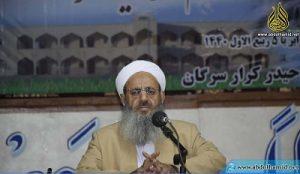 انتقاد مولانا عبدالحمید از اوضاع معیشتی مردم در مناطق ساحلی
