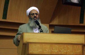 ابراز همدردی مولانا عبدالحمید با بازماندگان دانشآموزان حادثهدیدهی زاهدان