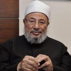 دفتر دکتر قرضاوی بهمناسبت حذف نام قرضاوی از لیست اینترپل بیانیهای صادر کرد