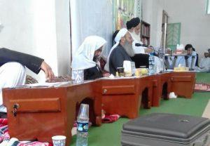نشست مدیران مدارس دینی اهلسنت سیستانوبلوچستان برگزار شد