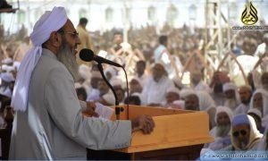 اتباع از دستورات قرآن و سنت تنها راه نجات جهانیان است