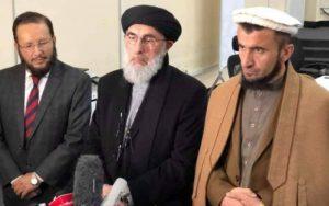 گلبدین حکمتیار، نامزد ریاست جمهوری افغانستان شد
