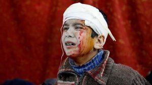 در سال ٢٠١٨ چهار هزار و ١٦٢ نفر به دست نیروهای رژیم اسد کشته شدند