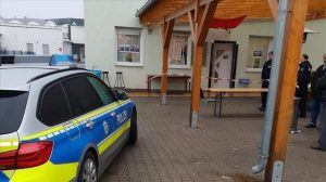 حمله به یک مسجد در شمال آلمان