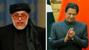 دیدار نمایندگان طالبان افغانستان با عمران خان