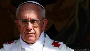 پاپ خواستار استقرار صلح در یمن شد