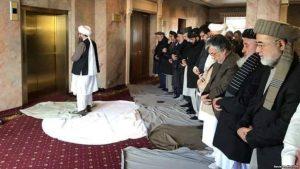 تاکید طالبان و احزاب سیاسی افغانستان بر خروج کامل نیروهای خارجی از این کشور