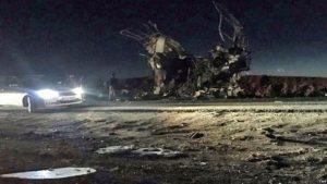انفجار مرگبار اتوبوس پرسنل سپاه پاسداران چندین کشته و زخمی برجای گذاشت