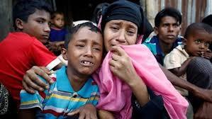 نقض حقوق مسلمانان ميانمار