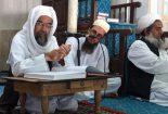 مراسم مختصر دعا و ختم کتاب صحیح بخاری عین العلوم گشت برگزار شد