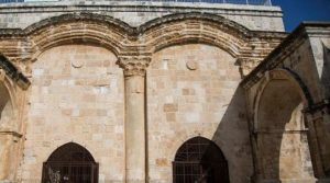 مصلای «بابالرحمة» مسجدالاقصی برای نخستین بار پس از ١٦ سال بازگشایی شد