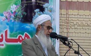 نصایح وداعیهٔ مولانا محمد دهقان در آخرین نشست با طلاب دوره حدیث