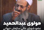 حضرت شیخ الاسلام مولانا عبدالحمید عضو شورای عالی سازمان جهانی گردشگری حلال (GHTO) شد