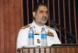 انتصاب یک اهلسنت به فرماندهی نیروی دریایی ارتش جمهوری اسلامی ایران